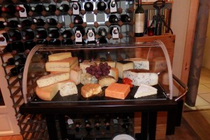 Chariot des fromages